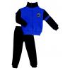 Спортивный костюм 0212/34 василек, темно - синий