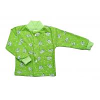 Кофта ясельная (502/25) зеленая