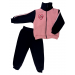 Спортивный костюм 0212/29 (сухая роза)