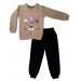 Спортивный костюм 1208/13 (коричневый)