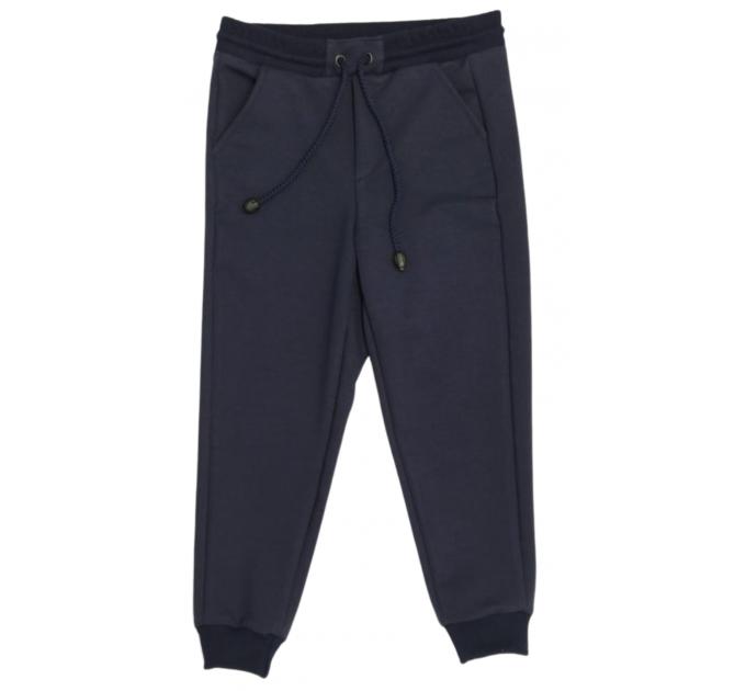 Спортивные штаны (0811/1) темно-синие