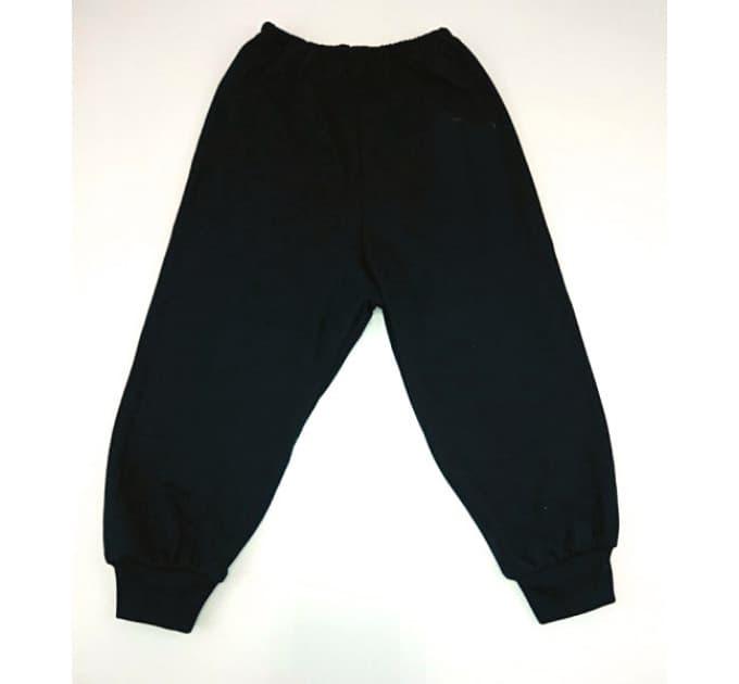 Ползунки штанишки 506/48 (черные)