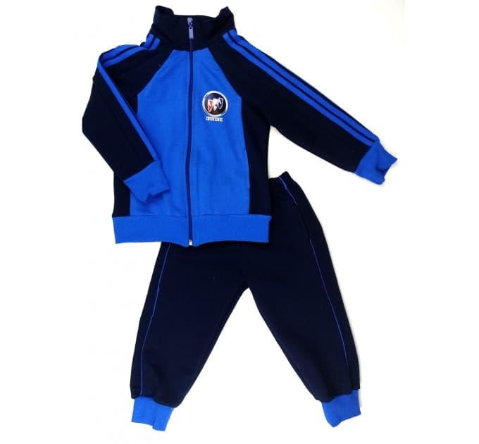 Спортивный костюм 0204/2 (василек)