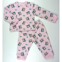 Пижама 616/16 (розовая, кошечки)