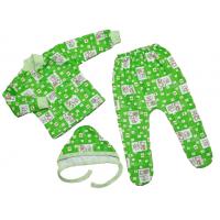 Комплект ясельный 027/9 зеленый