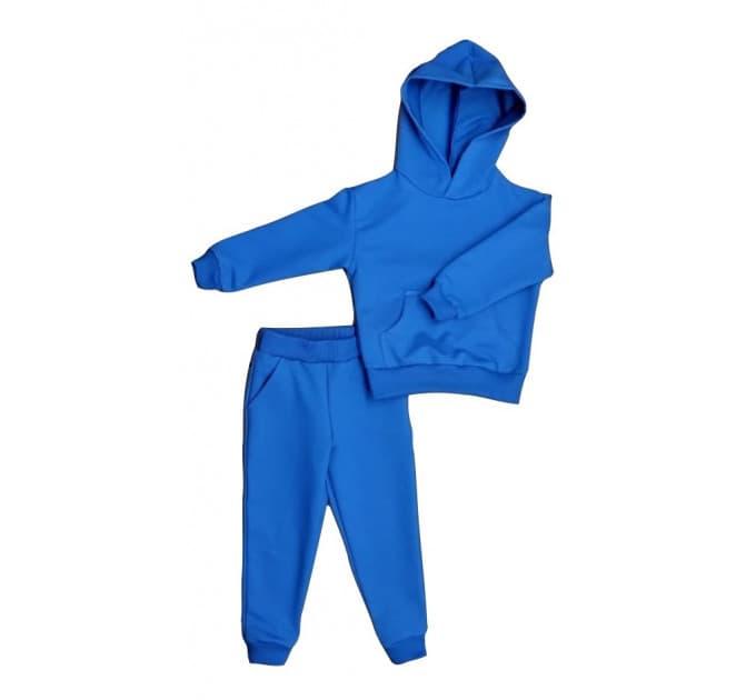 Спортивный костюм 0315/17 василек