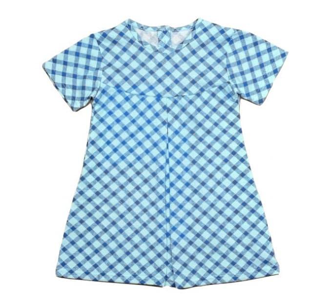 Платье 724/85 ромбики