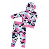 Спортивный костюм 0315/11 розовый камуфляж