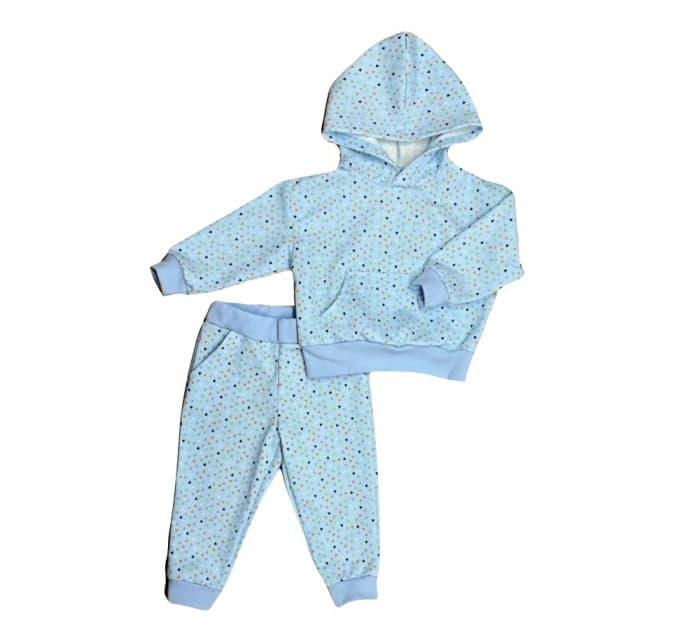Спортивный костюм 0316/9 голубой, фигуры