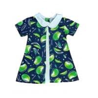 Платье 7066/20 манго зеленый