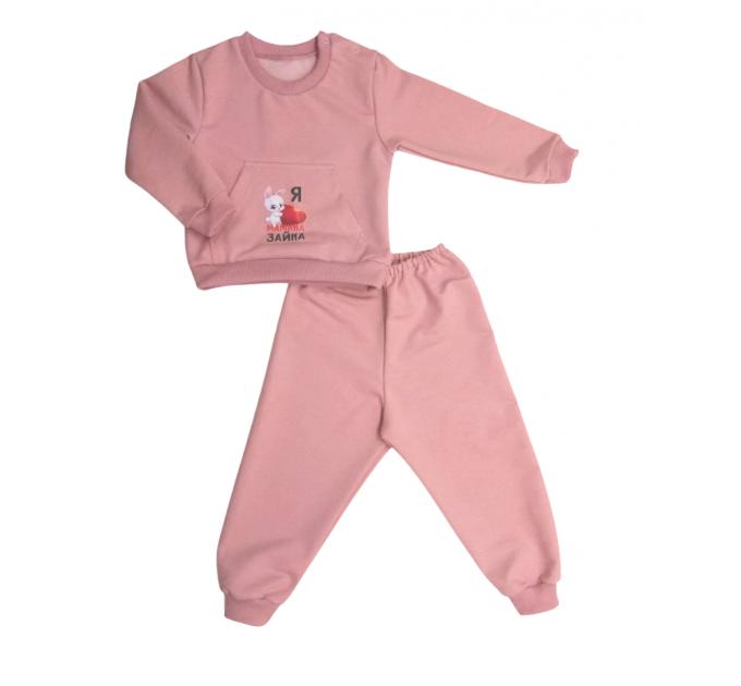 Спортивный костюм 0366/7 розовый