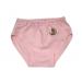 Трусики для девочки 114/38 (розовые с наклейкой)