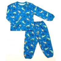 Пижама для мальчика 602/21 (ящерки)