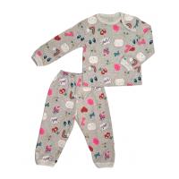 Пижама 602/36 кисы, радуги