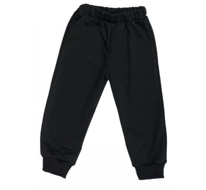 Спортивные штаны 5045/4 (черные)