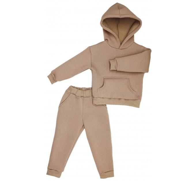Спортивный костюм 0313/1 (коричневый)