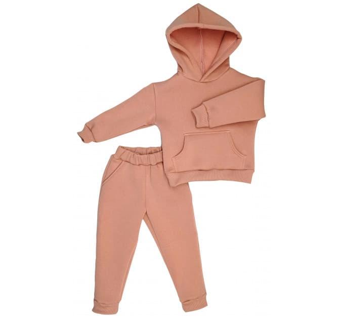 Спортивный костюм 0313/2 (пудровый)