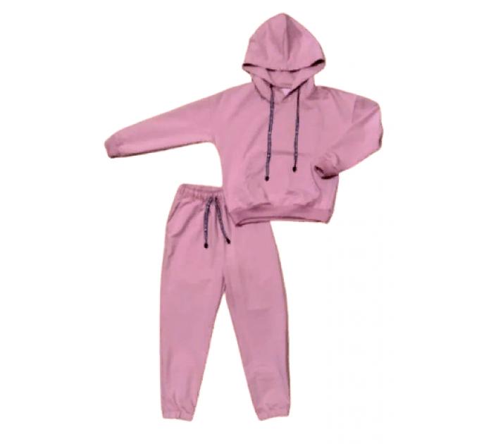 Спортивный костюм 2602/2 св,розовый, 2хн