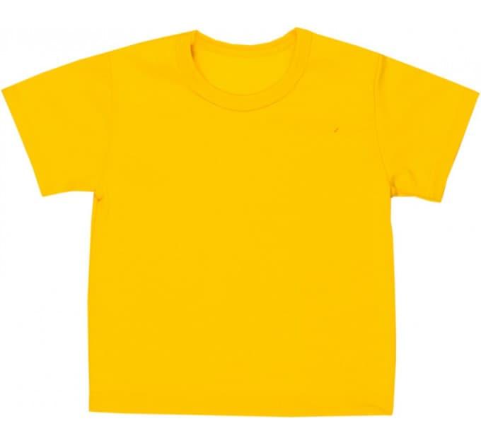 Футболка 411\15 (жёлтая)