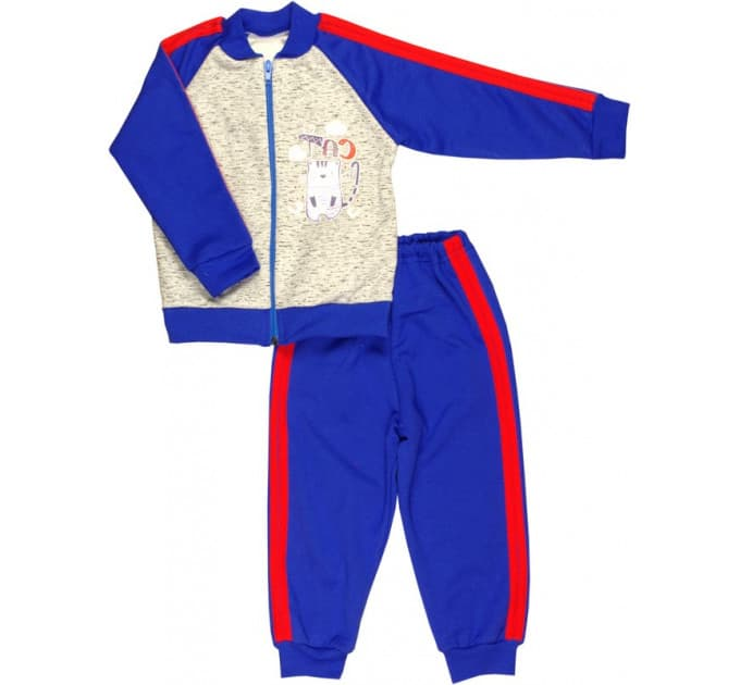 Спортивный костюм 0225/1 (василек)