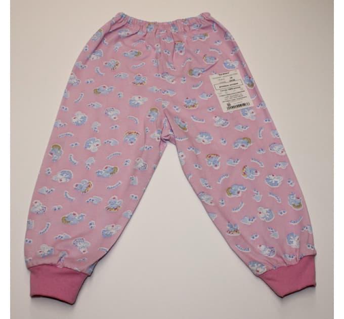 Ползунки штанишки 506/34 (ассорти для девочки)